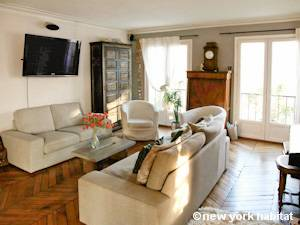 Paris - 2 Bedroom accommodation - Apartment reference PA-3441