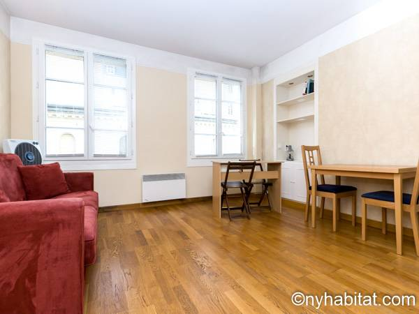 Paris - Studio apartment - Apartment reference PA-3449