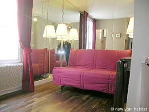 Paris - Studio apartment - Apartment reference PA-3455