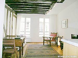 Paris - 1 Bedroom accommodation - Apartment reference PA-3501