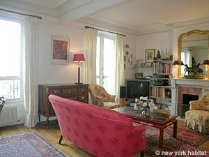 Paris - 1 Bedroom accommodation - Apartment reference PA-3529