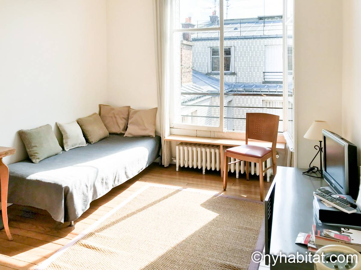 Paris - Studio apartment - Apartment reference PA-3553