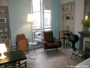 Paris - Studio apartment - Apartment reference PA-3577