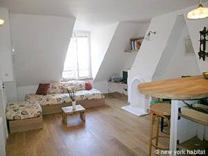 Paris - 2 Bedroom apartment - Apartment reference PA-3590