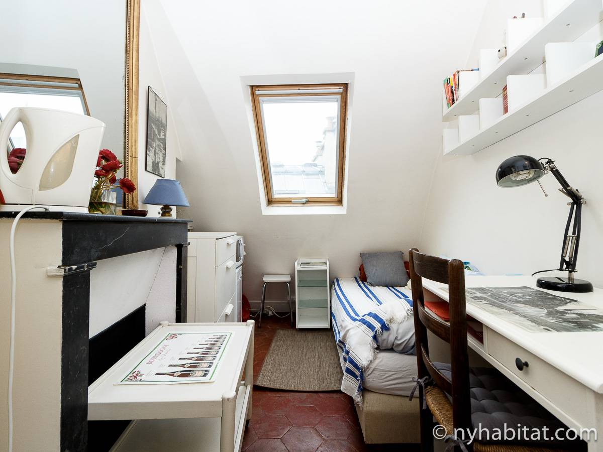Paris - Studio apartment - Apartment reference PA-3635