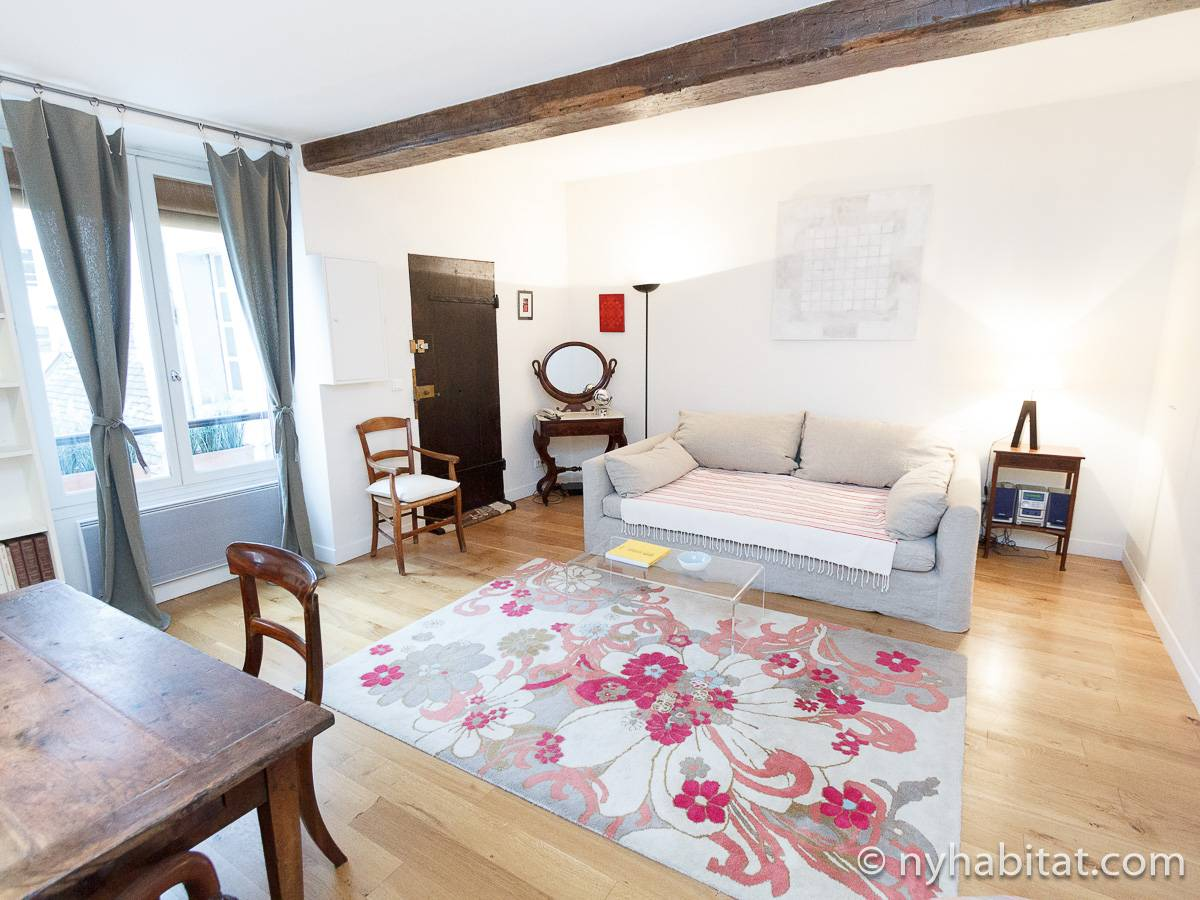 Paris - Studio apartment - Apartment reference PA-3647