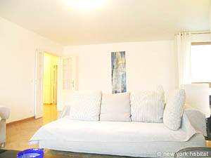 Paris - 3 Bedroom apartment - Apartment reference PA-3649