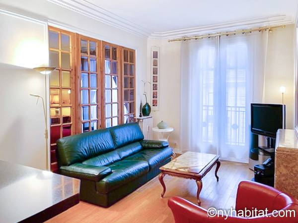 Paris - 1 Bedroom apartment - Apartment reference PA-3652