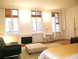 Paris - Studio accommodation - Apartment reference PA-3662
