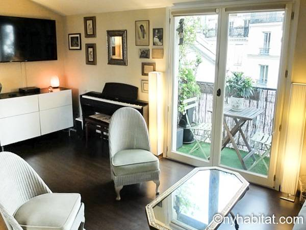 Paris - 1 Bedroom apartment - Apartment reference PA-3708