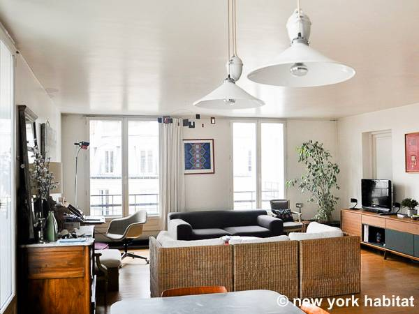 Paris - 4 Bedroom accommodation - Apartment reference PA-3745