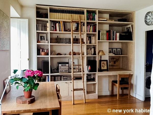 Paris - 1 Bedroom accommodation - Apartment reference PA-3753