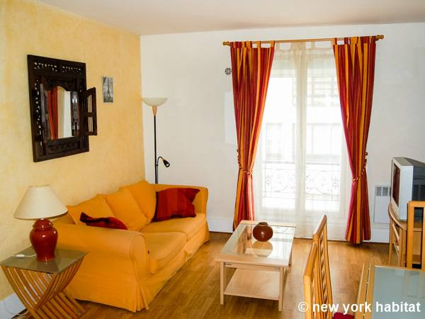 Paris - 1 Bedroom apartment - Apartment reference PA-3787