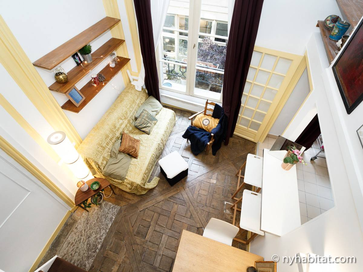 Paris - Alcove Studio apartment - Apartment reference PA-3804