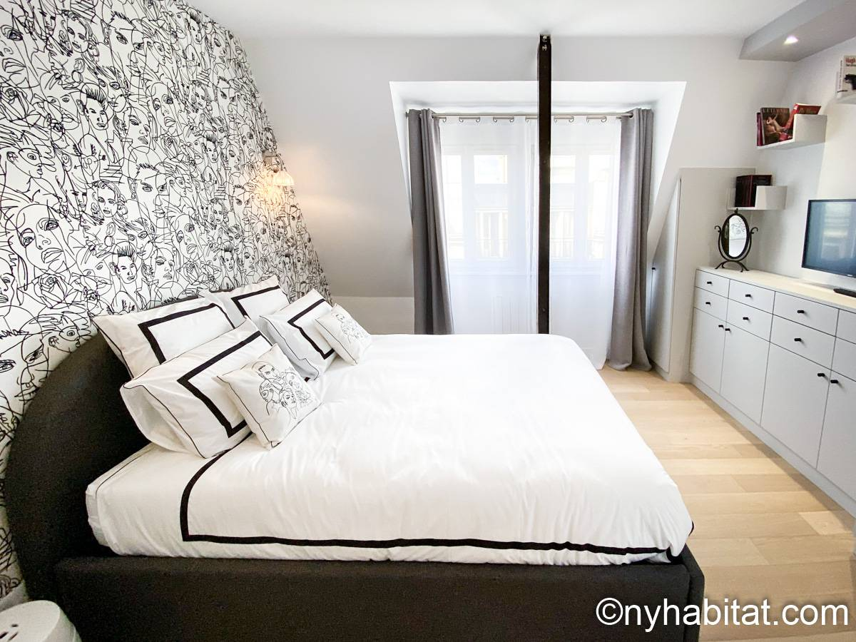 Paris - 3 Bedroom apartment - Apartment reference PA-3811