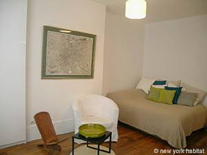 Paris - Studio apartment - Apartment reference PA-3819
