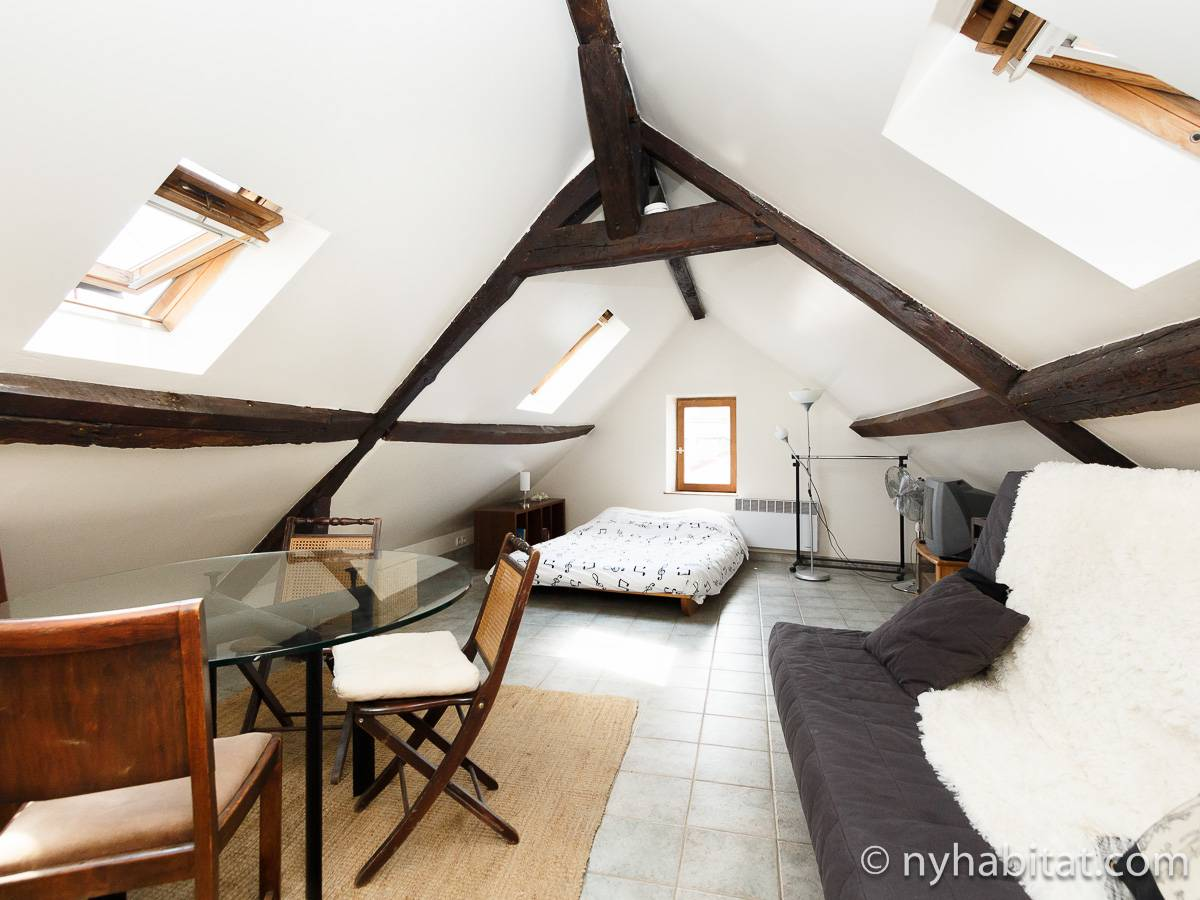 Paris - Studio apartment - Apartment reference PA-3825