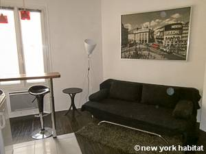 Paris - 1 Bedroom apartment - Apartment reference PA-3853