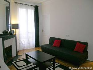 Paris - 1 Bedroom apartment - Apartment reference PA-3876