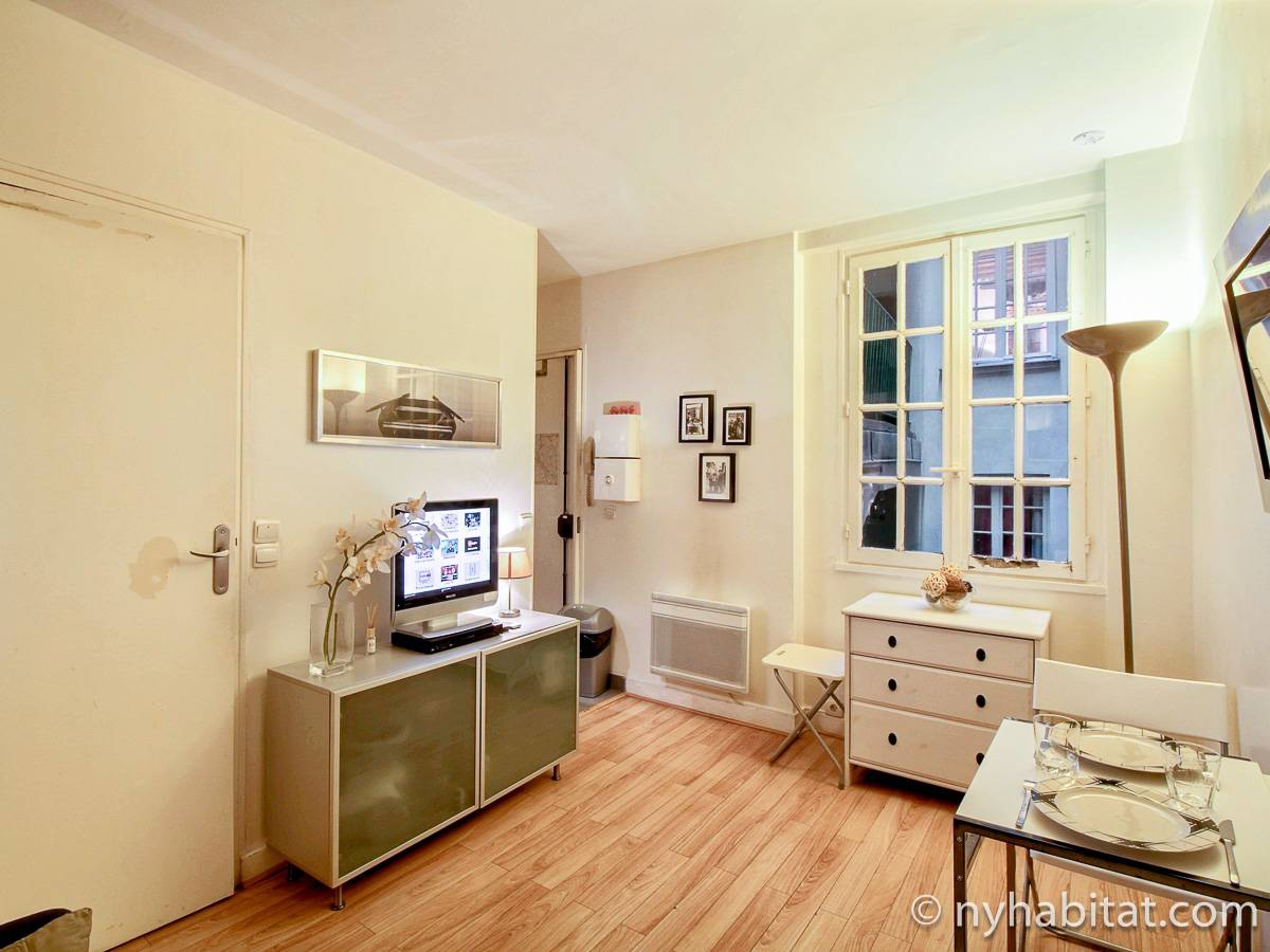 Paris - Studio apartment - Apartment reference PA-3892