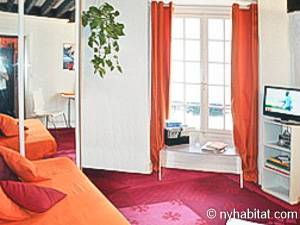 Paris - Studio apartment - Apartment reference PA-3926