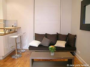 Paris - Studio apartment - Apartment reference PA-3927