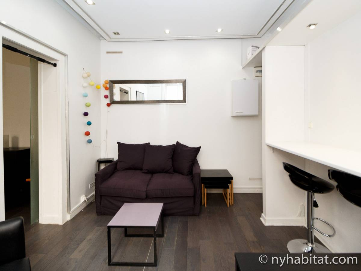 Paris - 1 Bedroom apartment - Apartment reference PA-3947