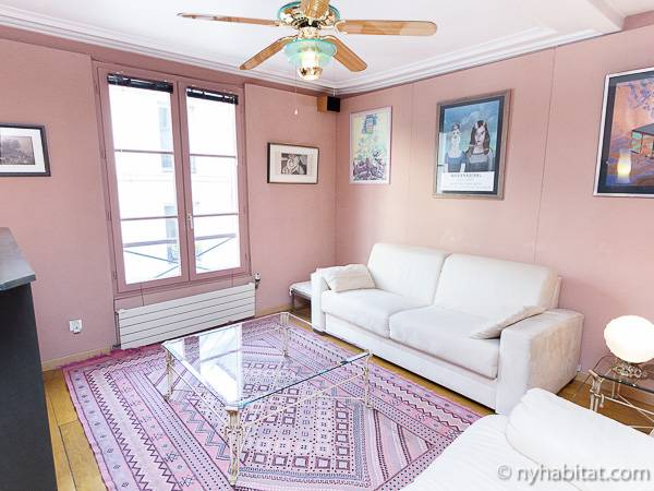 Paris - 2 Bedroom apartment - Apartment reference PA-3968