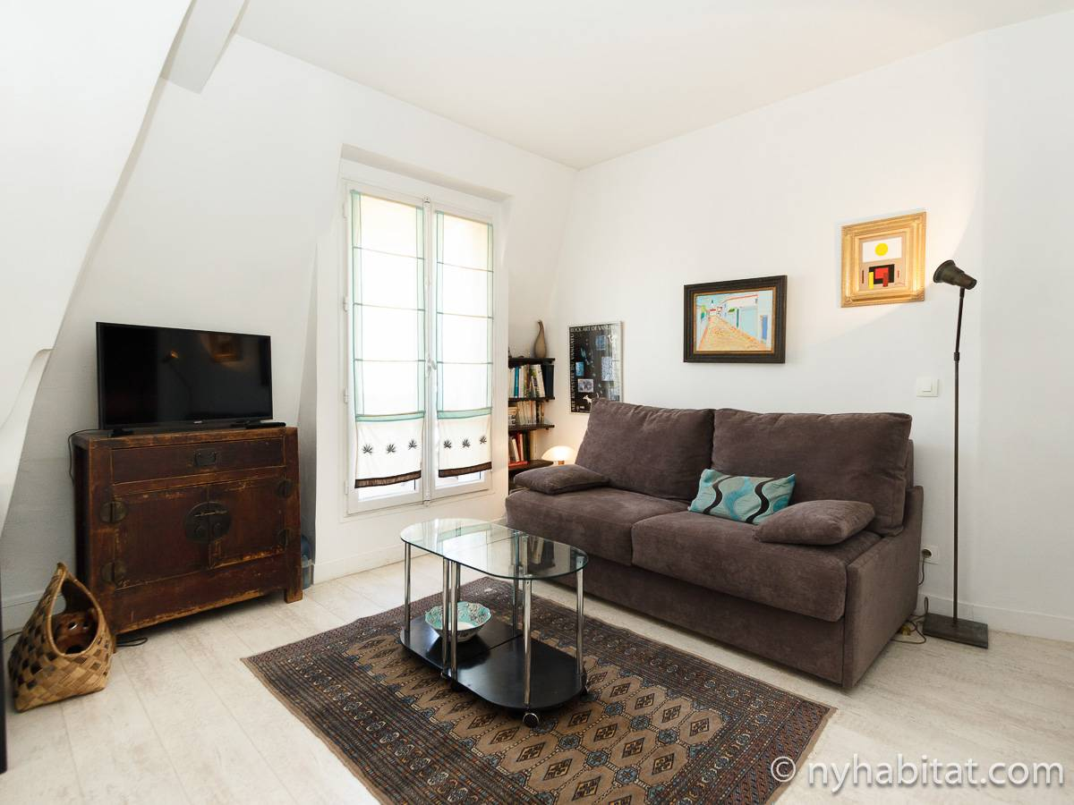 Paris - Studio apartment - Apartment reference PA-3979