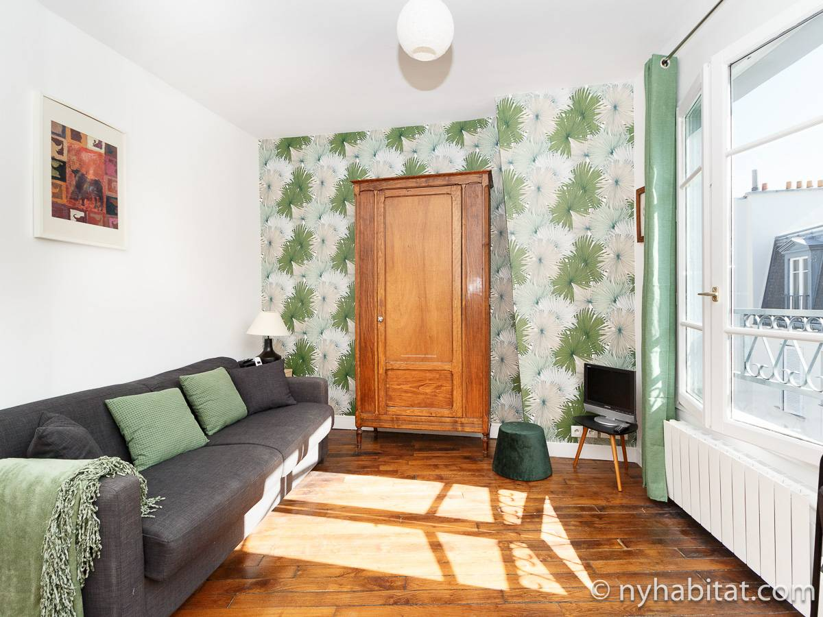 Paris - Studio apartment - Apartment reference PA-4004