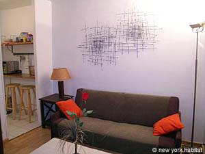 Paris - 1 Bedroom accommodation - Apartment reference PA-4007