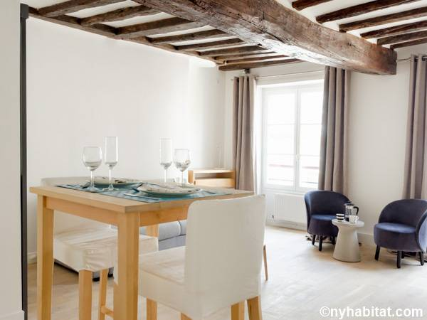Paris - Studio apartment - Apartment reference PA-4017