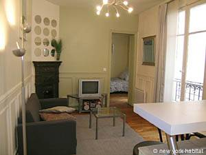 Paris - 1 Bedroom apartment - Apartment reference PA-4036