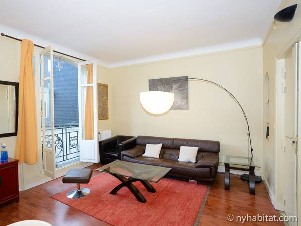 Paris - 1 Bedroom accommodation - Apartment reference PA-4052
