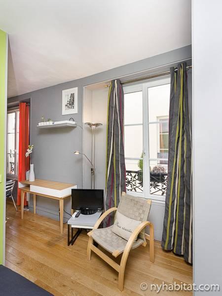 Casa vacanza a parigi monolocale chemin vert - Casa vacanza a parigi ...