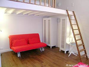 Paris - Studio apartment - Apartment reference PA-4063