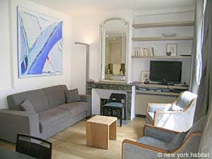 Paris - 1 Bedroom apartment - Apartment reference PA-4074