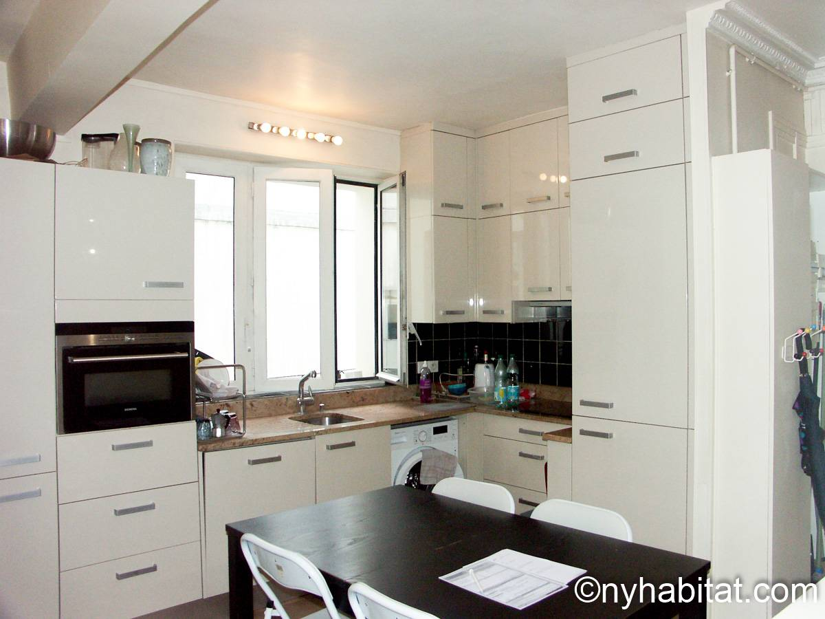 Paris - 3 Bedroom apartment - Apartment reference PA-4080