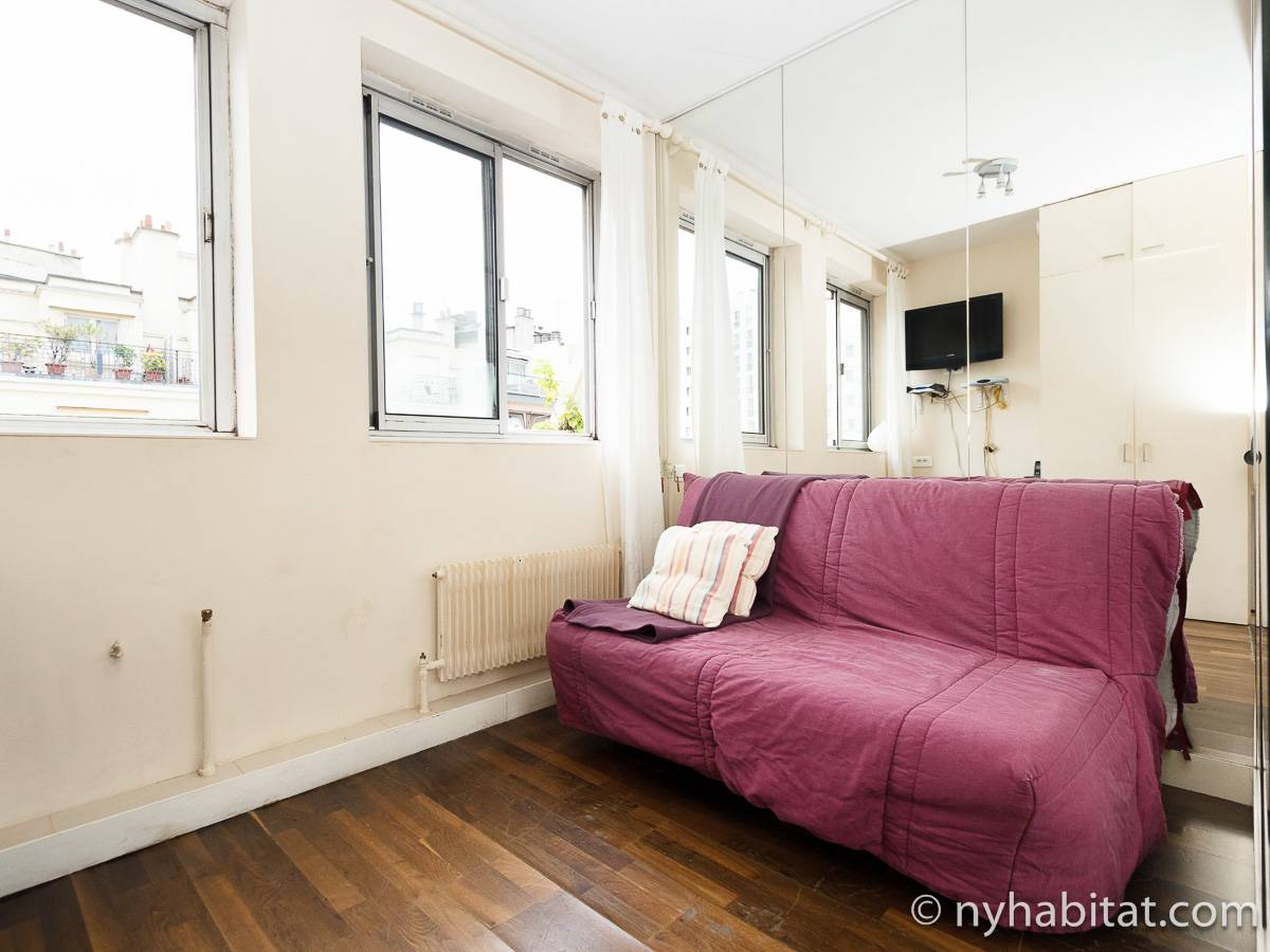 Paris - Studio apartment - Apartment reference PA-4103