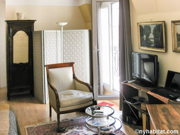 Paris - Studio apartment - Apartment reference PA-4116