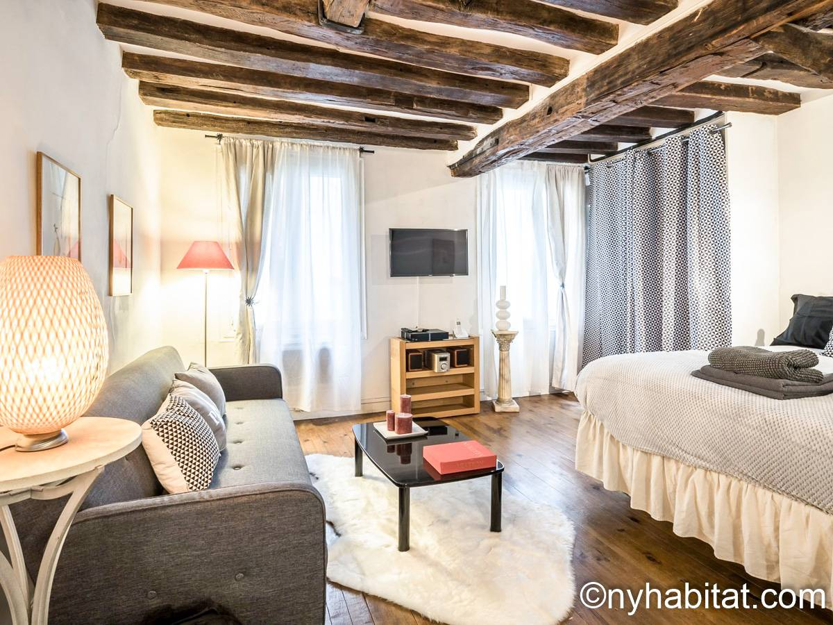 Paris - Studio apartment - Apartment reference PA-4117
