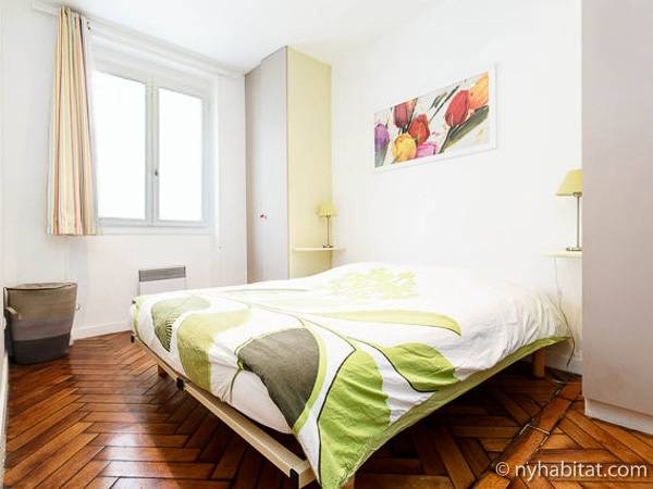 Paris - 1 Bedroom accommodation - Apartment reference PA-4123