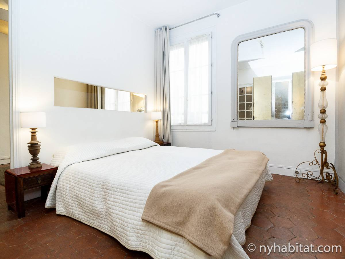 Paris - 1 Bedroom accommodation - Apartment reference PA-4124
