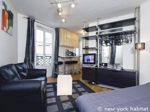 Paris - Studio apartment - Apartment reference PA-4132