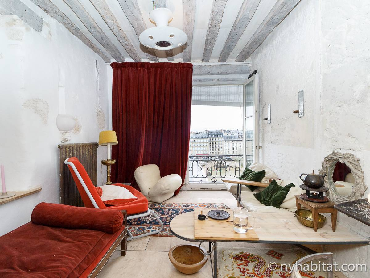 Paris - Studio apartment - Apartment reference PA-4146
