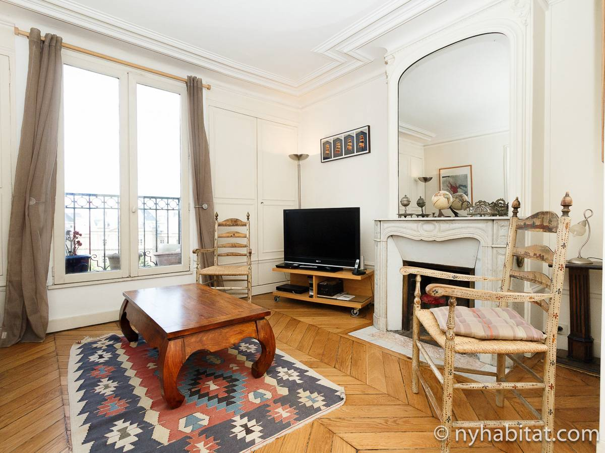 Paris - 2 Bedroom apartment - Apartment reference PA-4153