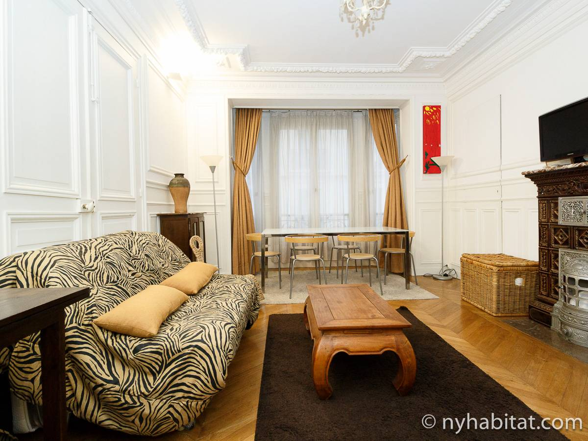Paris - 2 Bedroom apartment - Apartment reference PA-4160