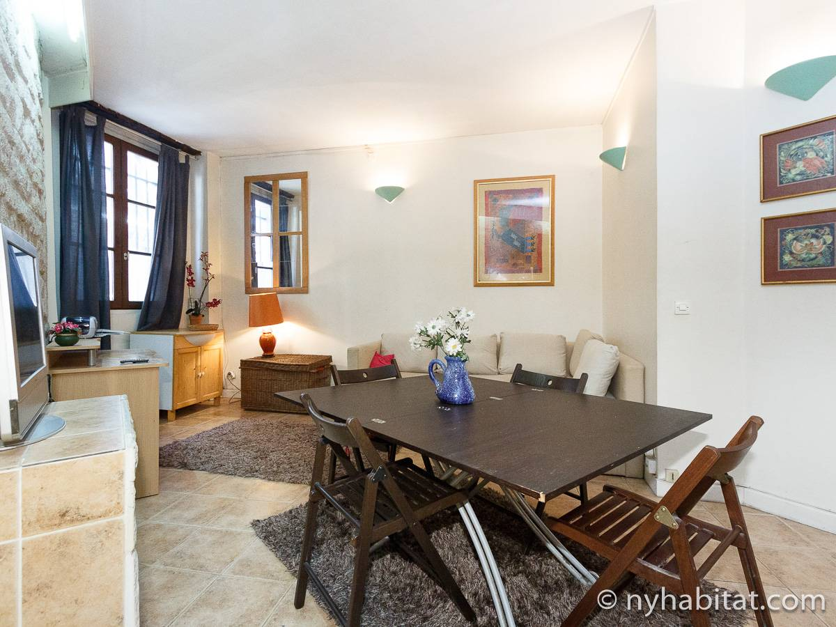 Paris - Studio accommodation - Apartment reference PA-4161