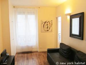 Paris - 1 Bedroom apartment - Apartment reference PA-4162