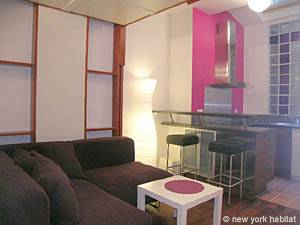 Paris - Studio apartment - Apartment reference PA-4169